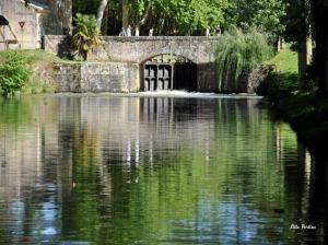 Le Canal du Midi et sa parure de Jade